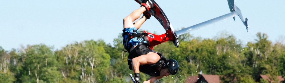 Bored with Waterskiing?