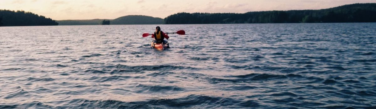 Three Amazing Paddling Opportunities in Up North in Minnesota